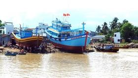 Bình Thuận đã có 84 tàu cá được đóng mới theo Nghị định 67