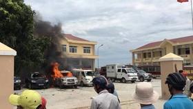 Sẽ xử lý nghiêm hành vi gây rối tại Bình Thuận