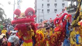 Tưng bừng Lễ hội Nghinh Ông ở Bình Thuận