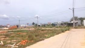 Hàng loạt dự án phân nền, chia lô bán đất thương phẩm trái pháp luật xảy ra tại TP Phan Thiết.