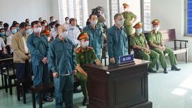 Tuyên án cựu Chủ tịch, cựu Phó Chủ tịch UBND TP Phan Thiết