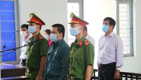 Tuyên án 6 nguyên lãnh đạo, cán bộ Trung tâm Y tế TP Phan Thiết