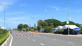 Bình Thuận thực hiện giãn cách xã hội toàn TP Phan Thiết để phòng dịch Covid-19.