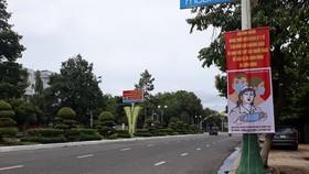 Sau khi áp dụng Chỉ thị 16 để phòng, chống dịch Covid-19, người dân TP Phan Rang - Tháp Chàm muốn ra đường trong trường hợp cấp thiết phải có giấy xác nhận của địa phương.