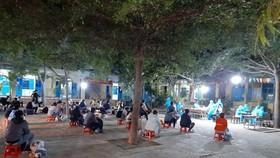 Ninh Thuận đón người dân từ cách tỉnh thành phía Nam đợt cuối tháng 7-2021.