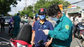 Người dân TP Phan Thiết sẽ không được ra đường từ sau 18 giờ.