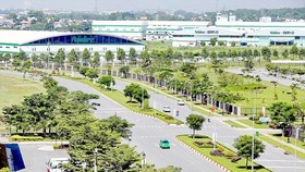 Saigon Hi-Tech Park in District 9, HCMC (Photo: SGGP)