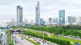 A corner of HCMC (Photo: SGGP)