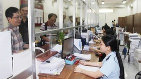 Businesses doing customs procedures in HCMC