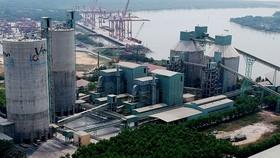 Ha Tien cement plant in District 9, HCMC (Photo: SGGP)