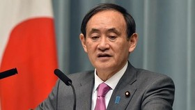 Japan's Chief Cabinet Secretary Yoshihide Suga (Source: AFP)