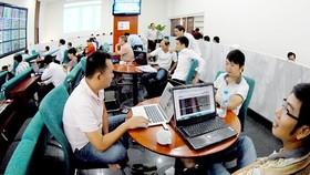 Investors at a stock company (Illustrative Photo: SGGP)