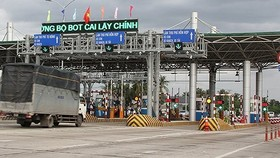 Cai Lay BOT tollbooth has resumed operation after a period of shutting down