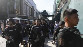 Philippines police (Source: EPA/VNA)