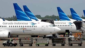 Indonesian airlines is said to serve 21 million passengers fewer than they did in 2018. (Photo: en.tempo.co)