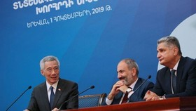 Singapore, EAEU sign free trade deal