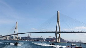 Busan International Port (Photo: VNA)