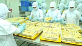 Food processing is a bright point at present (Photo: SGGP)