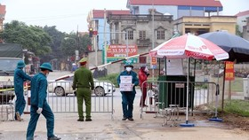 In Ha Loi village, Me Linh district, Hanoi (Photo: VNA)