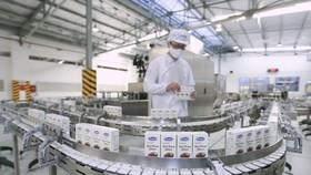 The production line of Vinamilk