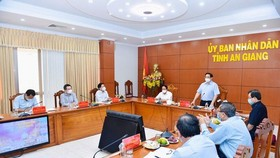 PM holds emergency online conference on COVID-19 control