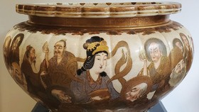 The eternal lure of Satsuma pottery from Japan