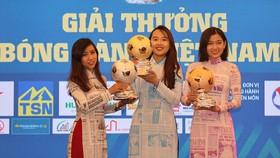 Họp báo công bố kế hoạch tổ chức Giải thưởng Quả bóng Vàng Việt Nam 2020