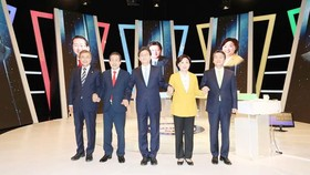 Bỏ phiếu sớm bầu Tổng thống Hàn Quốc