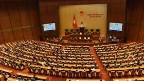 Công bố 4 Nghị quyết của Quốc hội