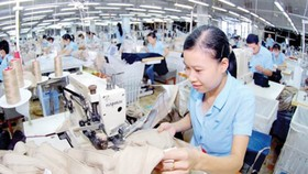 Tổng kim ngạch xuất khẩu dệt may 6 tháng đầu năm tăng mạnh