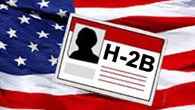 H-2B là chương trình việc làm ngắn hạn được Bộ Lao động Mỹ tài trợ