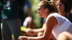 Petra Kvitova hướng đến Tour đấu mùa Hè Bắc Mỹ đầy bận rộn.