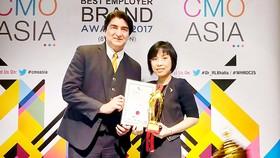 Tập đoàn TTC nhận giải thưởng thân thiện môi trường