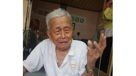 Ông Hai Hỷ kể lại những ngày tháng lịch sử ở Sài Gòn 72 năm trước