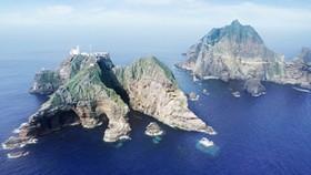Quần đảo Dokdo/Takeshima là khu vực tranh chấp giữa Hàn Quốc và Nhật Bản