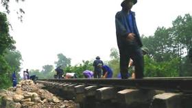 Lùi thời gian thông tuyến đường sắt Bắc - Nam đến 15-11