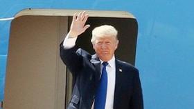 Tổng thống Hoa Kỳ Donald Trump bắt đầu chuyến thăm cấp Nhà nước tới Việt Nam