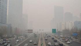 Bắc Kinh lại bị khói mù ô nhiễm