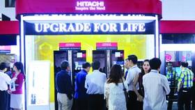 Hitachi giới thiệu các dòng sản phẩm chất lượng cao