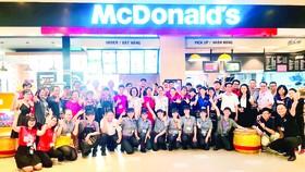 McDonald's Việt Nam khai trương cửa hàng thứ 18 tại AEON Celadon Tân Phú