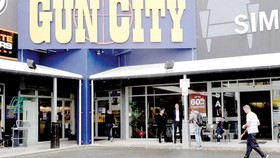 Cứ 4 người dân New Zealand có 1 người sở hữu súng