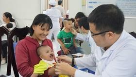 """Chương trình """"Phẫu thuật miễn phí """"Rạng rỡ nụ cười Việt Nam 2019""""  sẽ tiến hành phẫu thuật cho khoảng 30 đến 60 em nhỏ. Nguồn THANHUYTPHCM.VN"""
