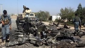Đánh bom ở Afghanistan làm 7 người chết
