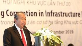 Phó Thủ tướng Thường trực Trương Hòa Bình