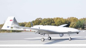 Máy bay không người láiBayraktar của Thổ Nhĩ Kỳ nhiều khả năng sẽ được triển khai tại Libya