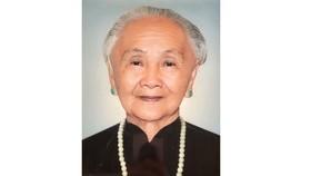Tin buồn: Bà mẹ Việt Nam anh hùng NHAN THỊ HÍA