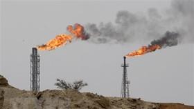 Nhà máy lọc dầu trên đảo Khark, Iran. Ảnh: AFP/TTXVN