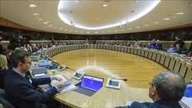 Toàn cảnh vòng đàm phán đầu tiên về quan hệ giữa Anh và EU hậu Brexit, tại Brussels, Bỉ ngày 2-3-2020. Ảnh minh họa: AFP/TTXVN.