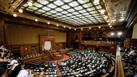 Toàn cảnh phiên họp Thượng viện Nhật Bản ở Tokyo. Ảnh tư liệu: AFP/TTXVN