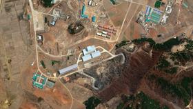 Triều Tiên gần hoàn thiện một cơ sở tên lửa đạn đạo